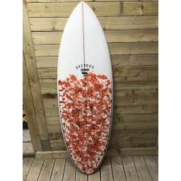 Channel Bottom Single Fin - Skindog Surfboards