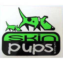 SKINPUPS STICKERS - large - Skindog Surfboards