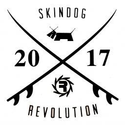 SKINDOG 2017 REVOLUTION sticker - Skindog Surfboards
