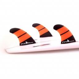FCS II Accelerator Thruster - Skindog Surfboards
