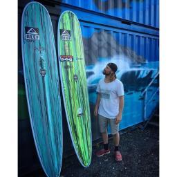 THE WORLD CHAMP MODEL - Skindog Surfboards