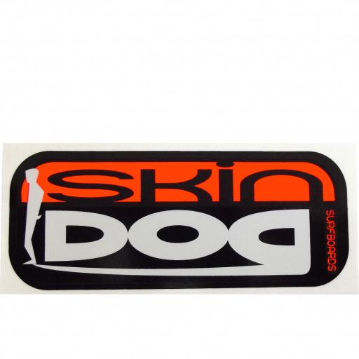 SKINDOG Hang Ten Stickers