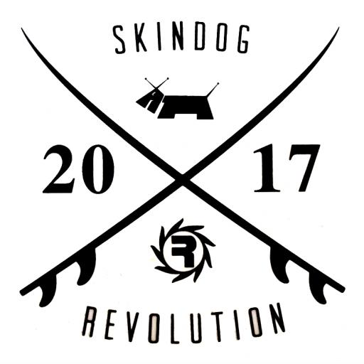 SKINDOG 2017 REVOLUTION sticker