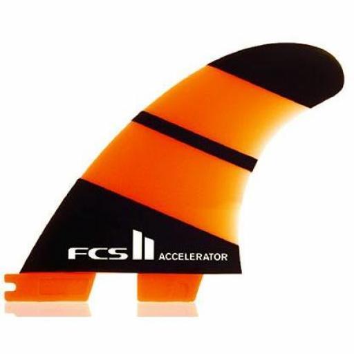 FCS II Accelerator Neo Glass Thruster