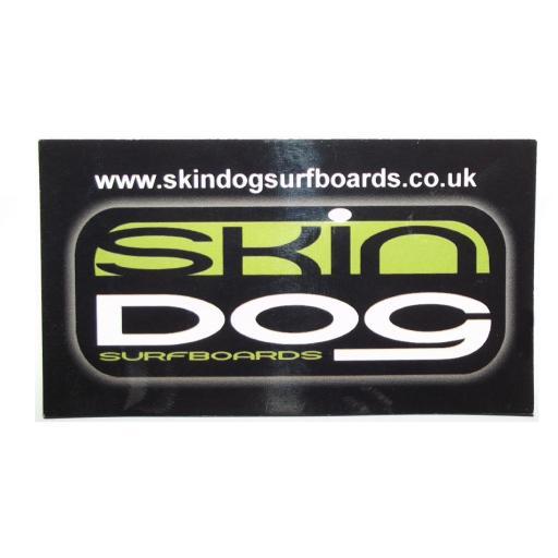 SKINDOG SURFBOARDS Fridge Magnet