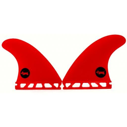 Skindog Longboard Side Fins - Skindog Surfboards