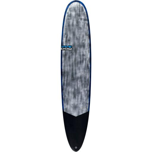 Smoothie Full Carbon - Brushed - Skindog Surfboards