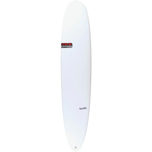 Smoothie (Red Construction) - Skindog Surfboards